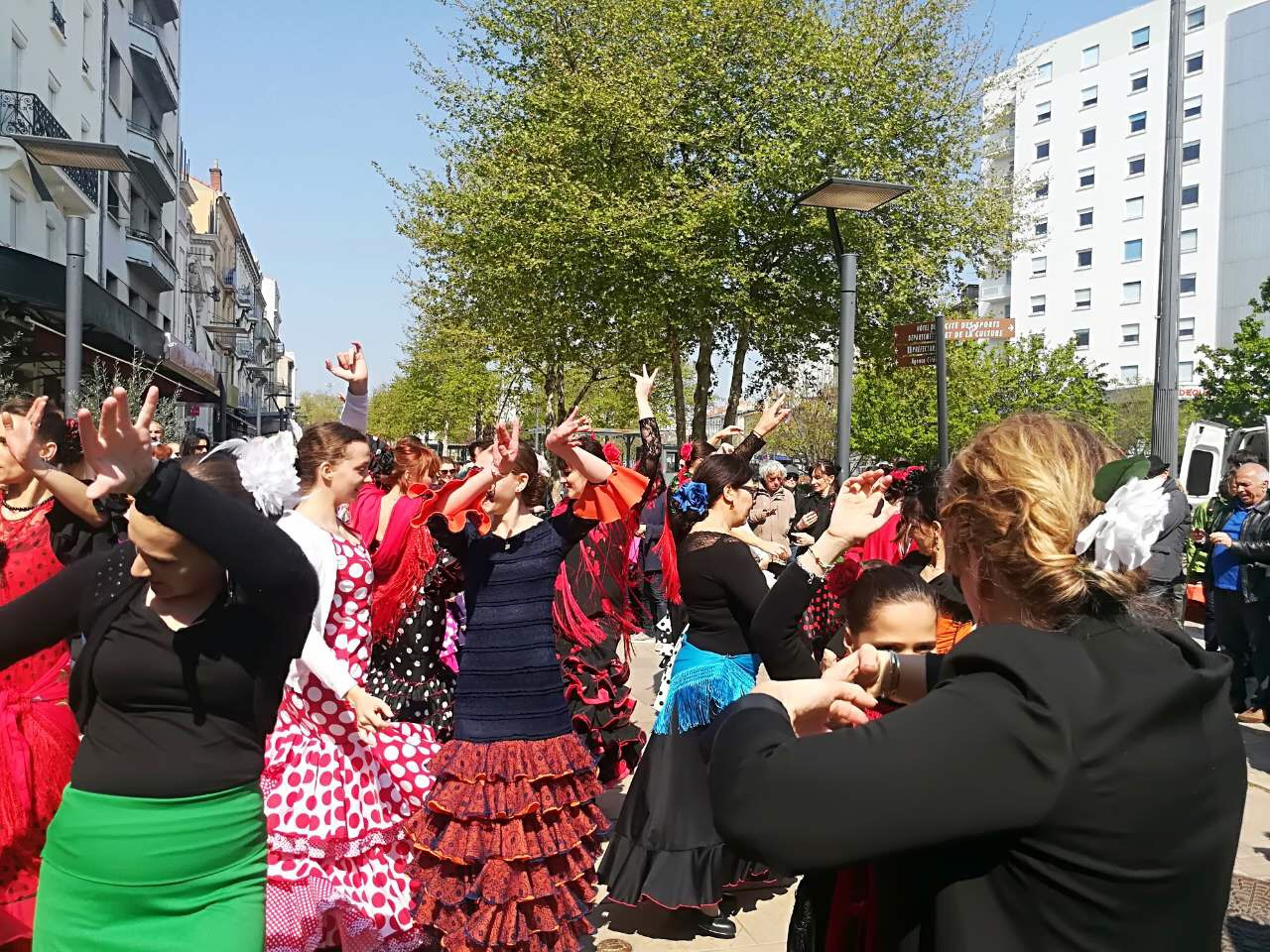 "Parade ""La Movida"" à Valence 2019"