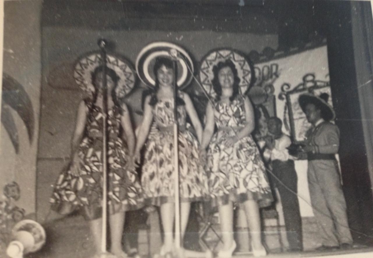 Le Trio Dolores 1958