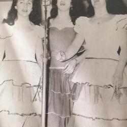 Le Trio Dolores 1959