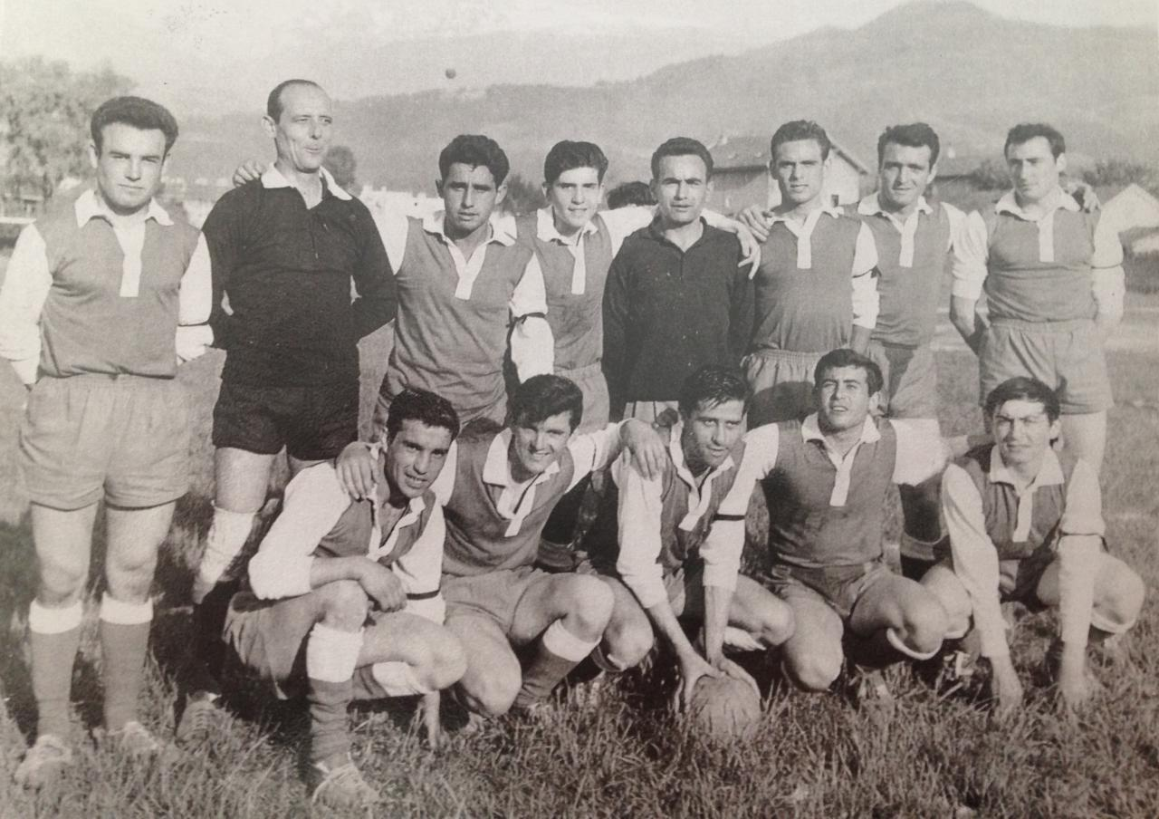 Tournoi de foot 1963
