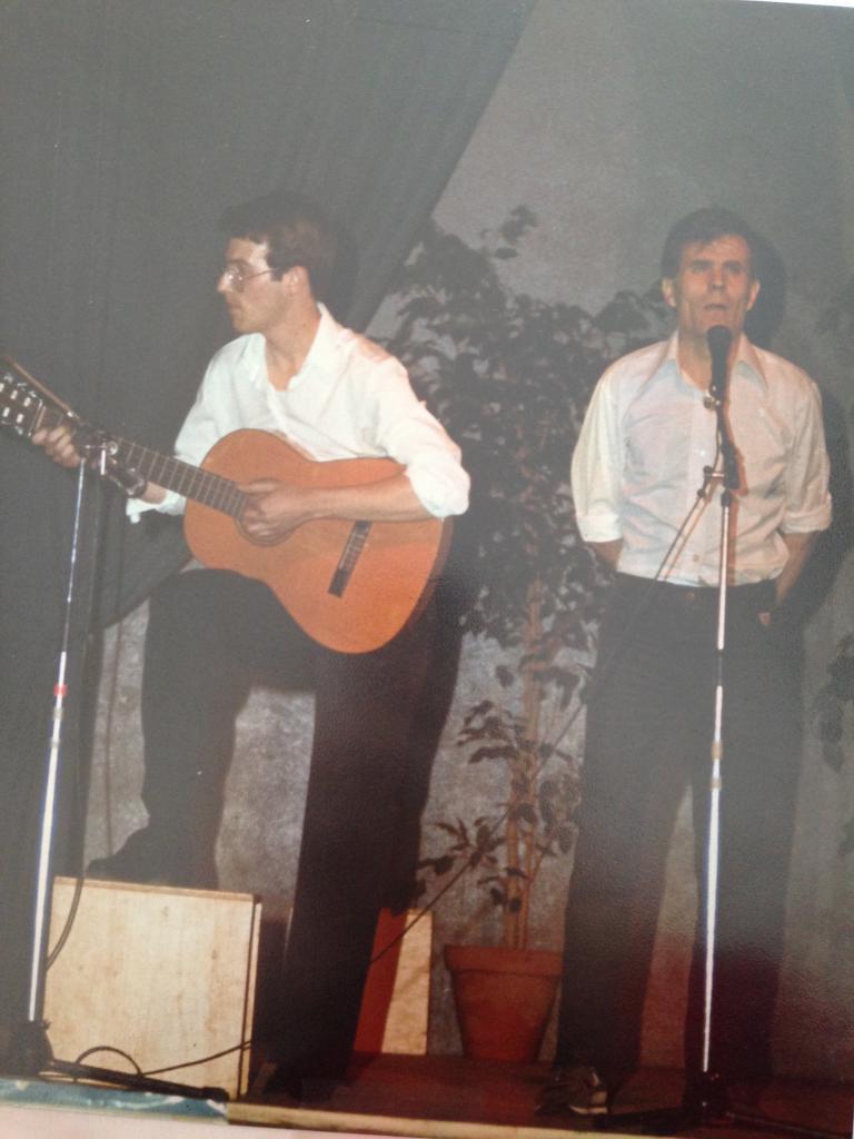 Pablo et Paco 1982