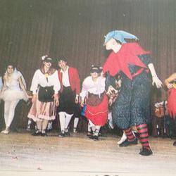 Le carnaval 1985