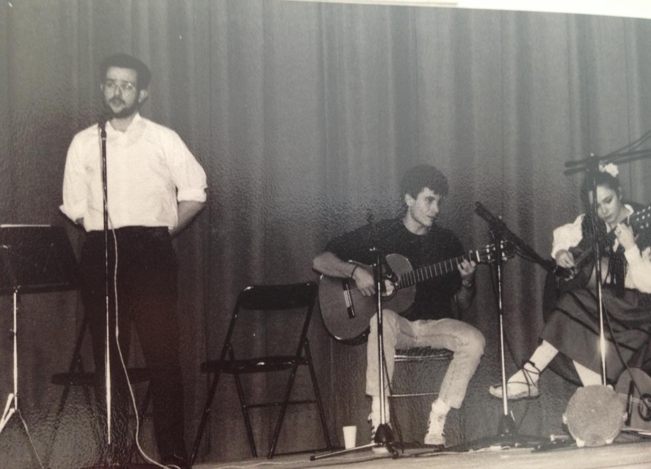 Pablo et Fabrice 1987