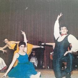 Puntas y Tacones 1990