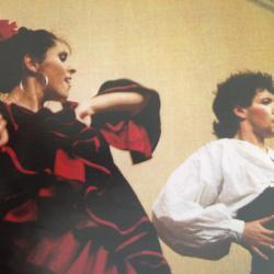 Leslie et Fabrice 1988