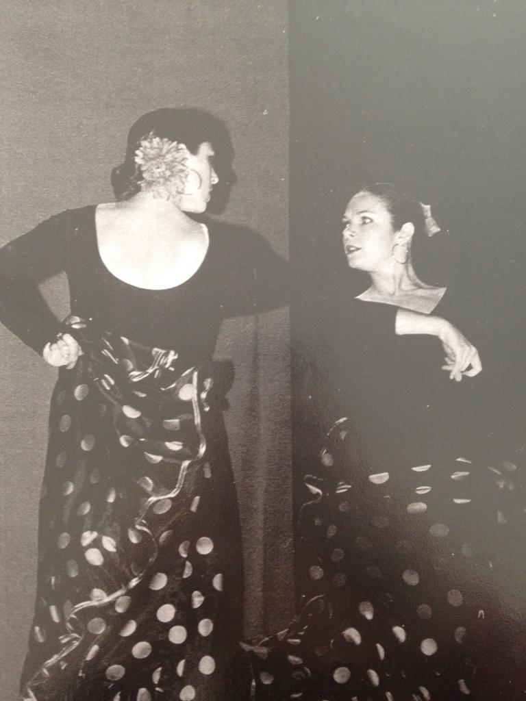 Leslie et Mercedes 1994