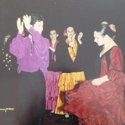Joel et Mercedes 1998